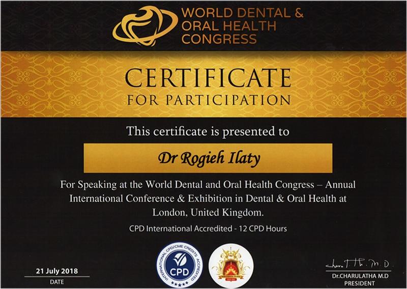 Dr Ilaty